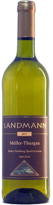 Weingut Landmann - Mueller Thurgau