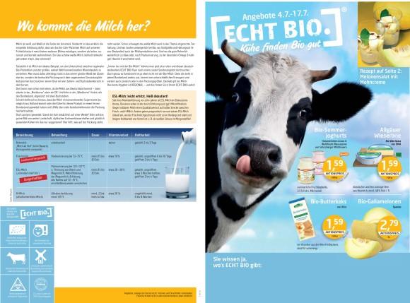 Kühe finden Bio gut!